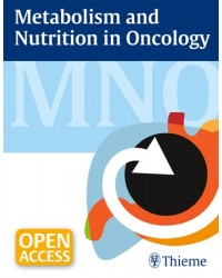 Metabolism and Nutrition in Oncology