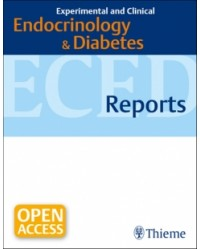 Experimental and Clinical Endocrinology & Diabetes Reports