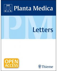 Planta Medica Letters