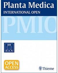 Planta Medica International Open