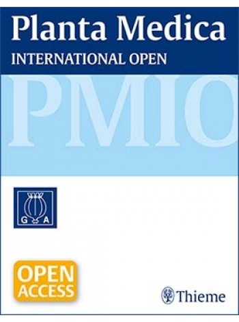 Planta Medica International Open
