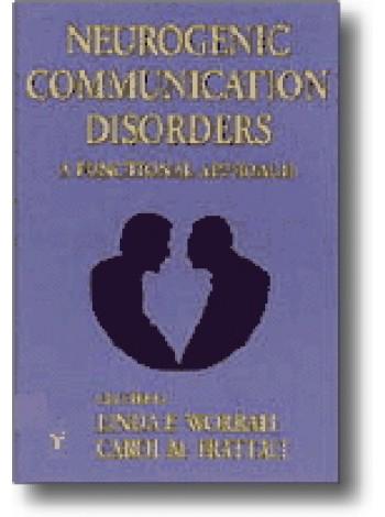 Neurogenic Communication Disorders