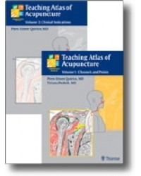 Teaching Atlas of Acupuncture - Volumes 1 & 2 set
