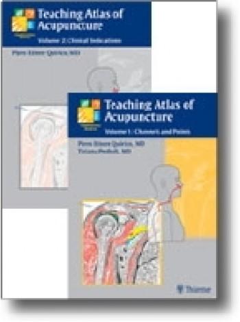 Teaching Atlas of Acupuncture - Volumes 1 & 2 set