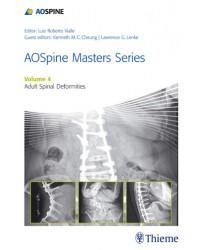 AOSpine Masters Series, Volume 4: Adult Spinal Deformities