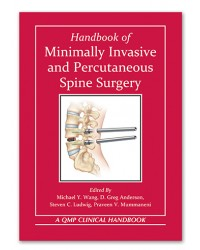 Handbook of Minimally Invasive and Percutaneous Spine Surgery