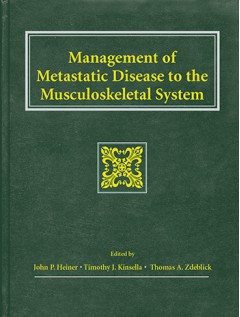 Management of Metastatic Disease to the Musculoskeletal System