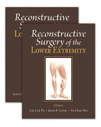 Reconstructive Surgery of the Lower Extremity (Two-Volume Set)