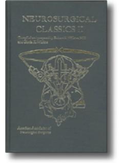 Neurosurgical Classics II