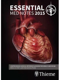 Essential Medical Notes 2015