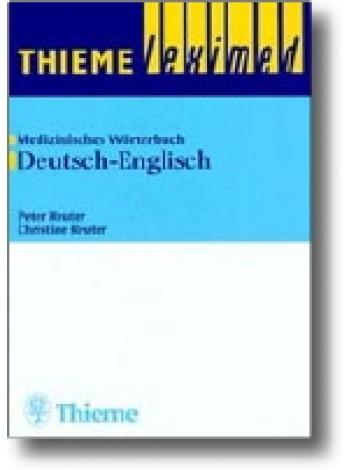 Thieme Leximed Medical Dictionary German - English