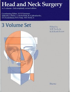 Head and Neck Surgery, 3-volume set