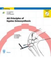 Principles of Equine Osteosynthesis: Book & CD-ROM
