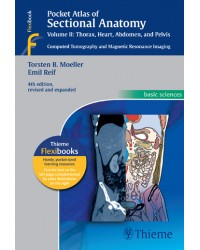 Pocket Atlas of Sectional Anatomy, Volume II: Thorax, Heart, Abdomen and Pelvis
