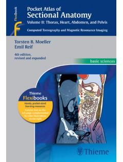 Pocket Atlas of Sectional Anatomy, Volume II: Thorax, Heart, Abdomen and Pelvis