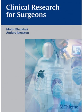 Clinical Research for Surgeons