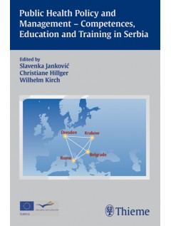 Public Health Policy and Management - Competences, Educationand Training in Serbia