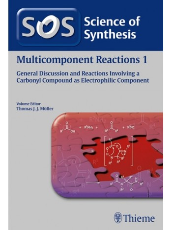 Multicomponent Reactions, Volume 1