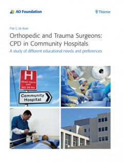 Orthopedic and Trauma Surgeons: CPD in Community Hospitals