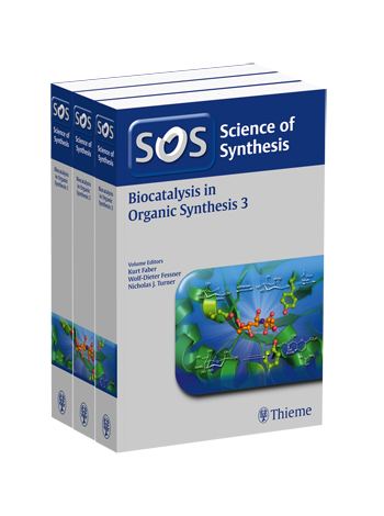 Biocatalysis in Organic Synthesis Workbench Edition, 3 Volumes