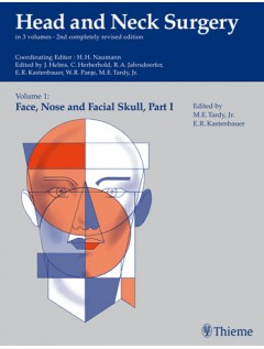 Head and Neck Surgery, Volume 1/1