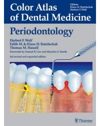 Color Atlas of Dental Medicine: Periodontology