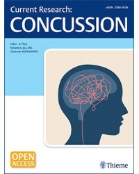 Current Research: Concussion