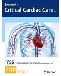 Journal of Cardiac Critical Care