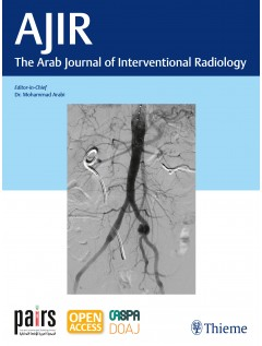 The Arab Journal of Interventional Radiology
