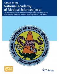 Annals of the National Academy of Medical Sciences