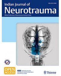 Indian Journal of Neurotrauma