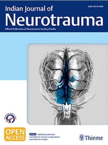 Indian Journal of Neurotrauma