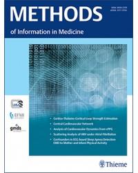 Methods of Information in Medicine
