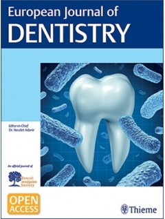 European Journal of Dentistry
