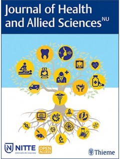 Journal of Health and Allied Sciences NU