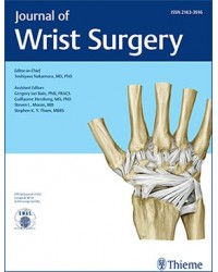 Journal of Wrist Surgery