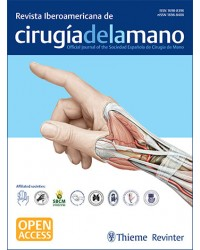 Ibero-American Journal of Hand Surgery