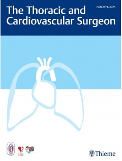 The Thoracic and Cardiovascular Surgeon