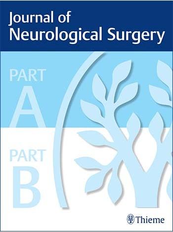 Journal of Neurological Surgery