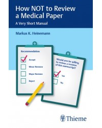 How NOT to Review a Medical Paper