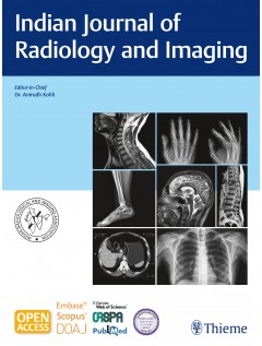 Indian Journal of Radiology and Imaging
