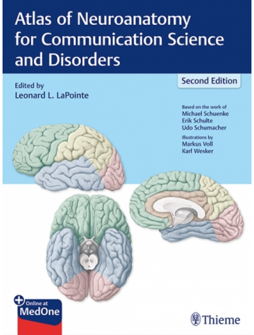 Anatomy l Atlas of Neuroanatomy for Communication Science and Disorders