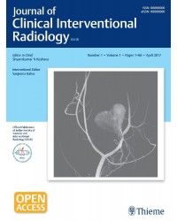 Journal of Clinical Interventional Radiology