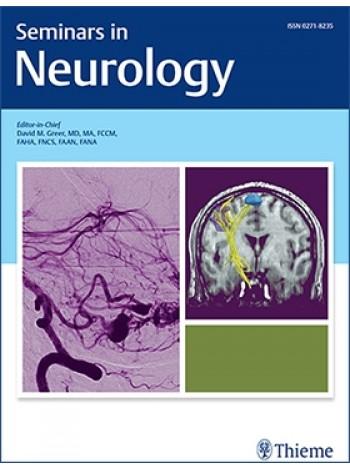 Seminars in Neurology