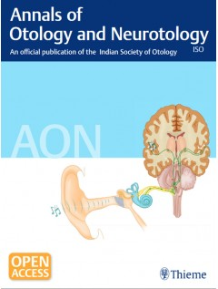 Annals of Otology and Neurotology ISO