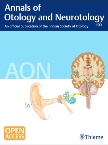 Annals of Otology and Neurotology