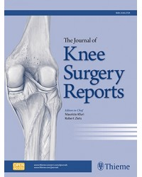 Journal of Knee Surgery Reports